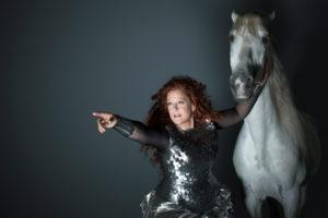 Professor Diva : Deborah Voigt Hits a New Stride as Mentor