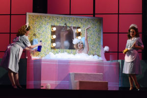 When Worlds Collide: : Traditional vs. Modern Operatic Staging