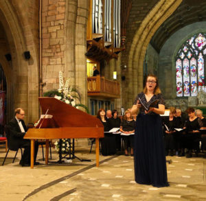 Spotlighting Singers: From Chorister to Early Music Soloist