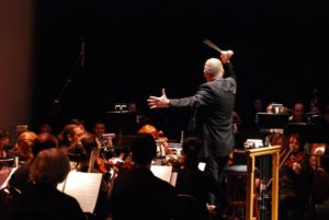 A Conductor's View: Maestro Andy Anderson