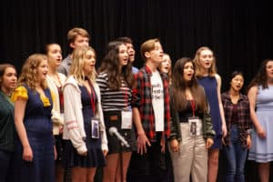 Singing with other people: Top tips.