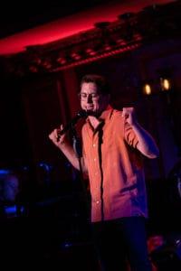 """Mean Girls"" Broadway Performer Jake Swain"
