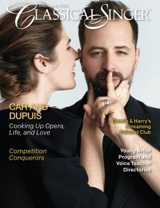 Car and Dupuis : Cooking Up Opera, Life, and Love