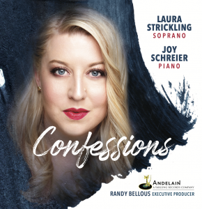 Album Spotlight: Confessions by Laura Strickling