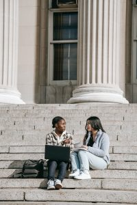 A Sit Down with College Admission Reps